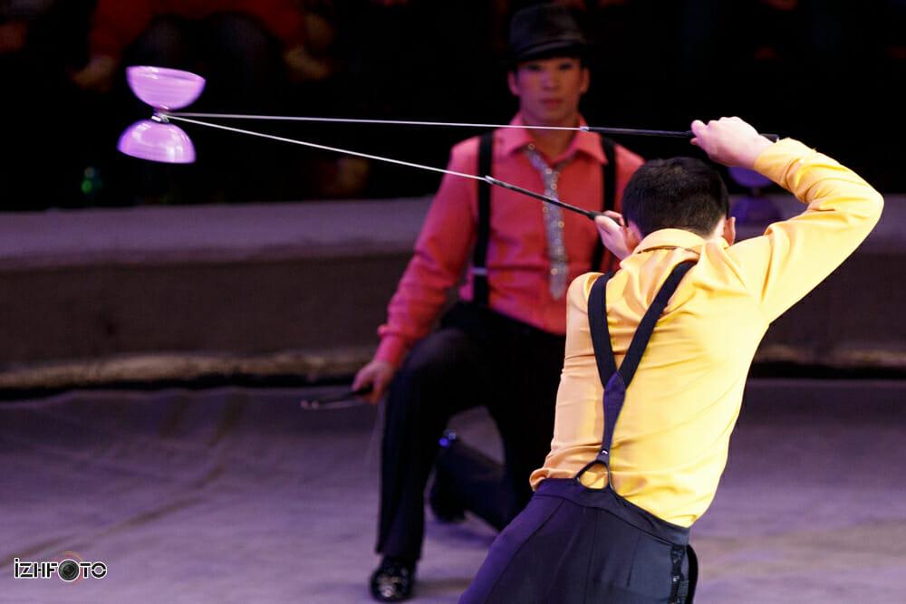 Цирк в Ижевске расписание