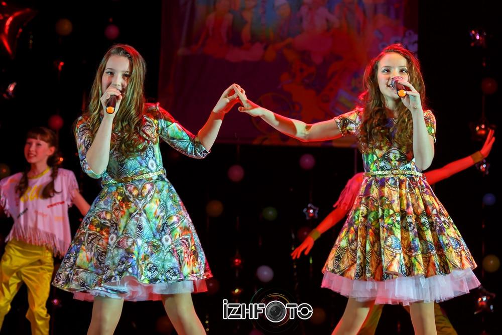 Альбина и Амелия Зайнутдиновы