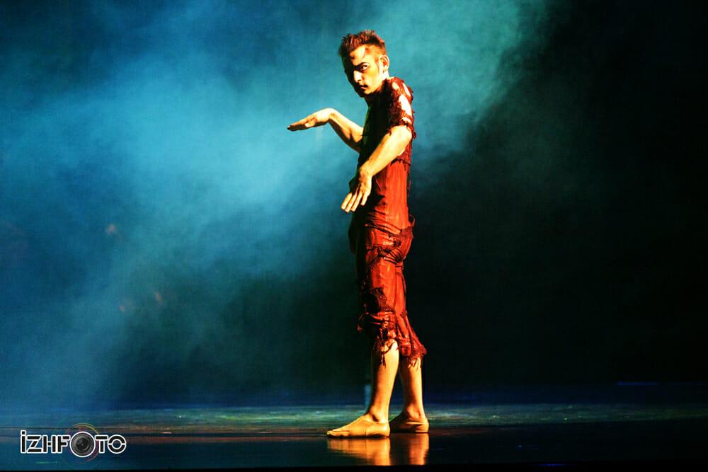 Цирк Дю Солей Фото