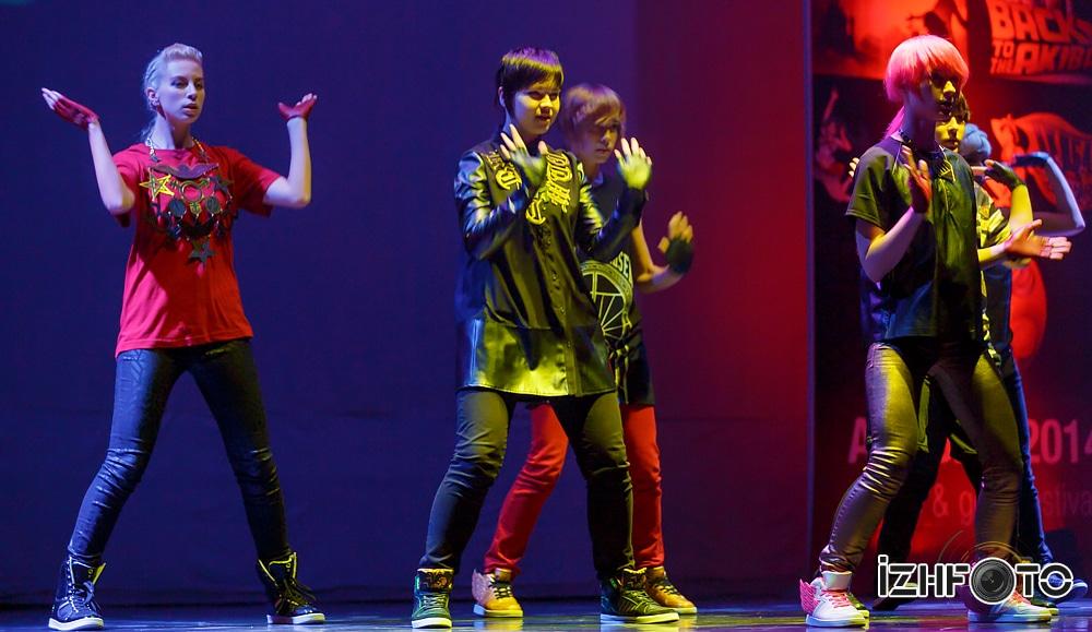 Группа Dreamberry Ижевск Rocking от TEEN TOP