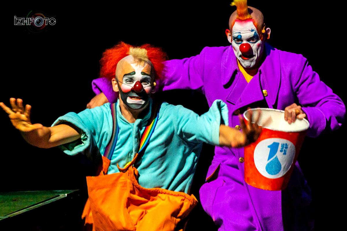 Алегрия является самой настоящей легендой всемирно известного Cirque de Soleil