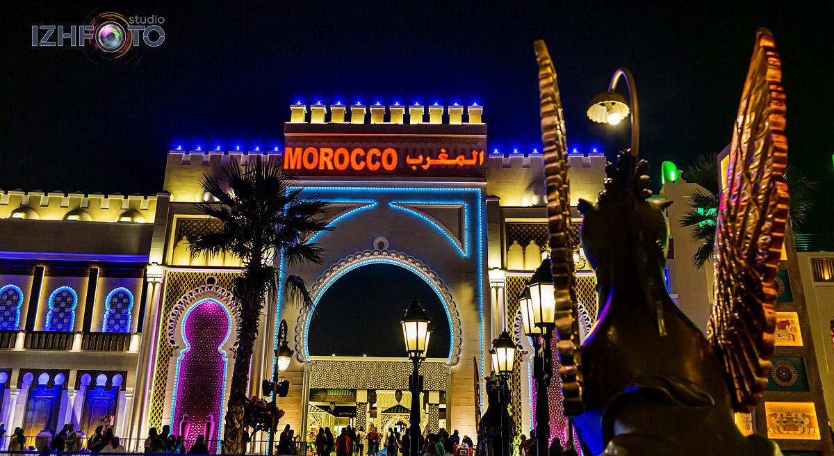 Фото из поездки в Global Village Dubai