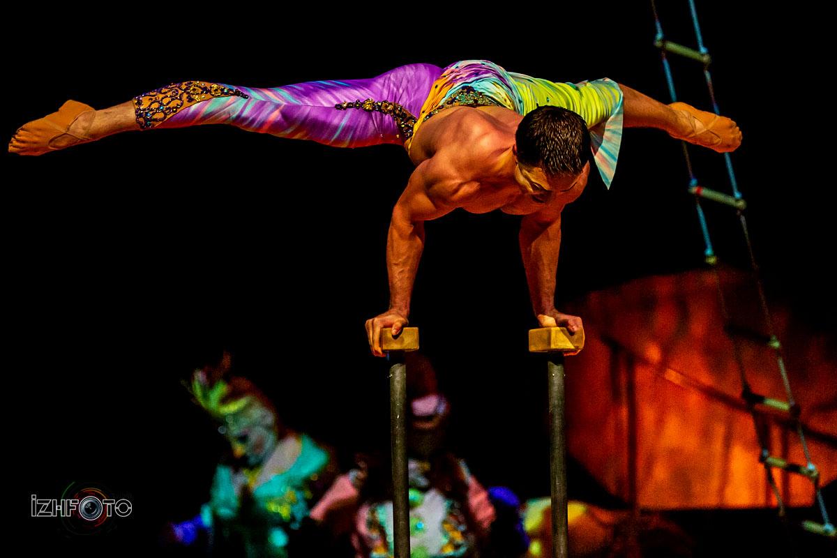 Цирк Солей Алегрия это состояние полета, состояние красоты в душе, нежный подарок