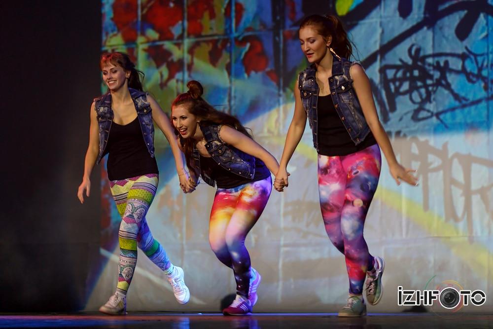 Школа танцев Dynamic Dance Ижевск