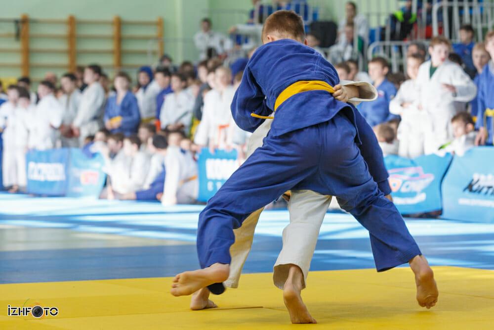 турнир по дзюдо имени Илфата Закирова