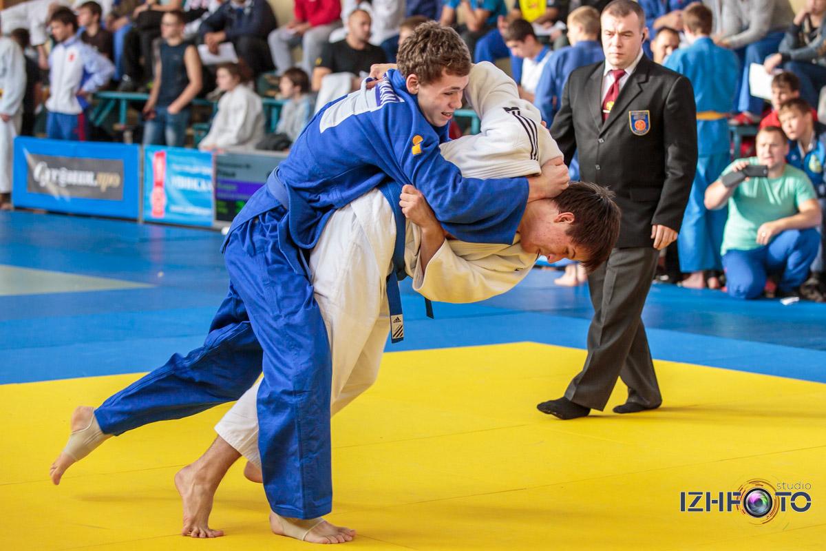Всероссийский турнир по Дзюдо в Ижевске