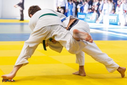 Фото с 8го всероссийского турнира по дзюдо имени Илфата Закирова