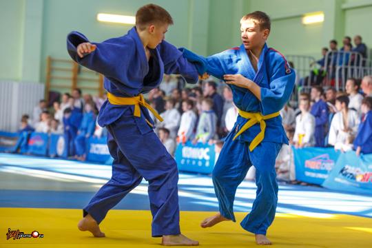 Соревнования по Дзюдо фото