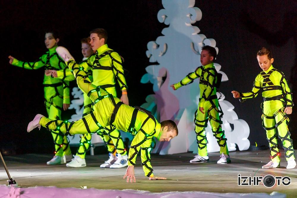 Танцевальная команда MC-club
