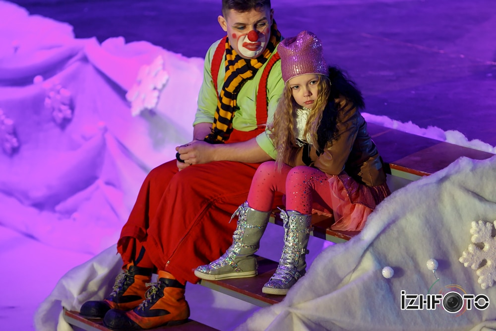 Рождественские праздники в Ижевске