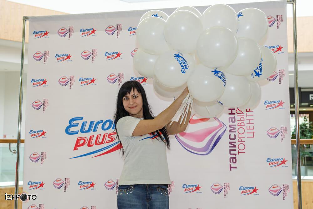 Европа Плюс Ижевск Открытая студия