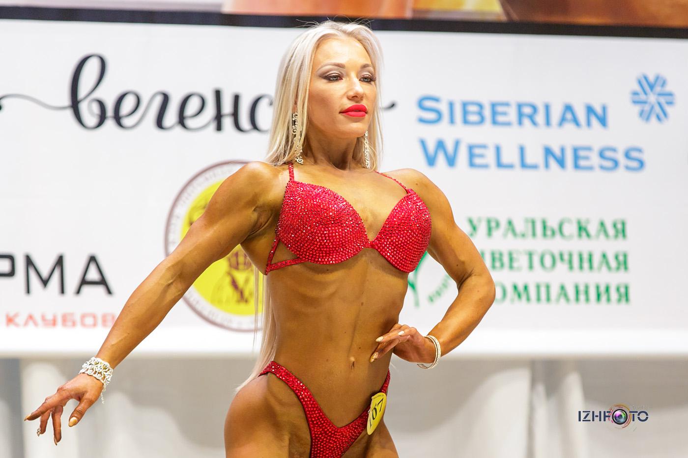 Фитнес бикини до 166 см