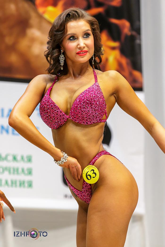 Фото с соревнований фитнес бикини