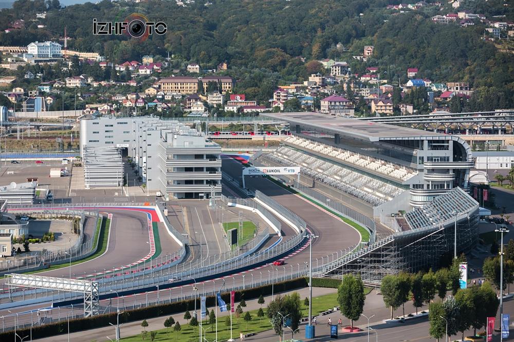 Формула 1 Сочи Фото