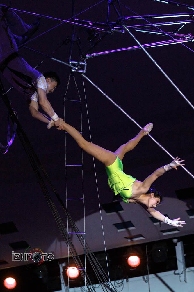 Flying Trapeze DPRKorea