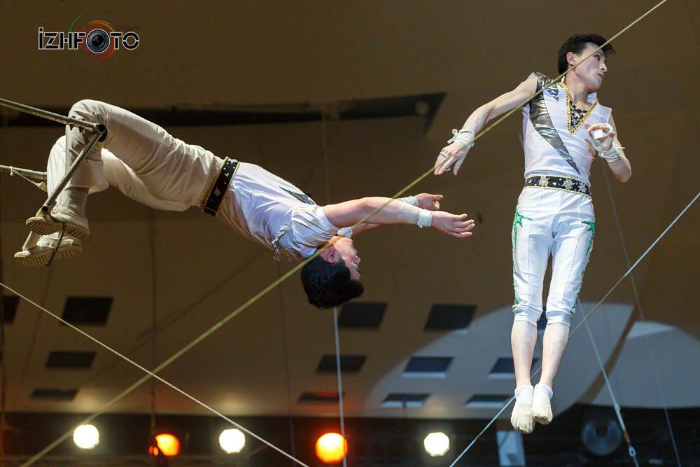 Цирк в Ижевске