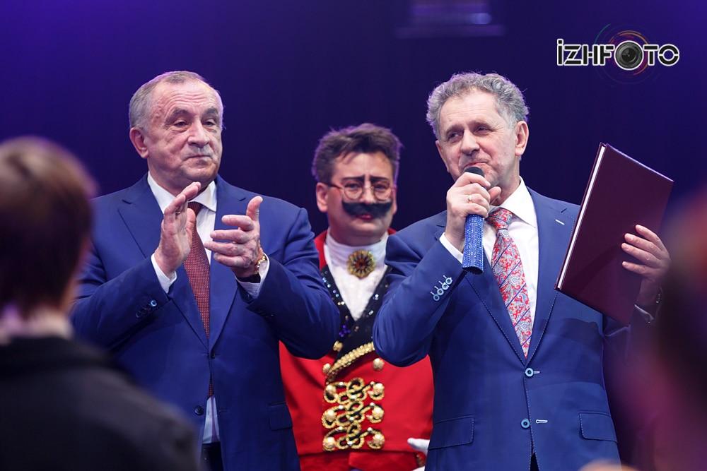Открытие Фестиваля Цирка Ижевск 2016