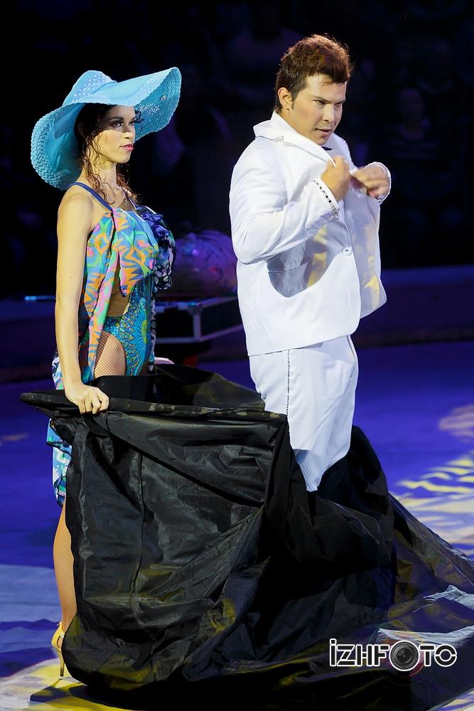 Дуэт Сиксто и Лючия Куба