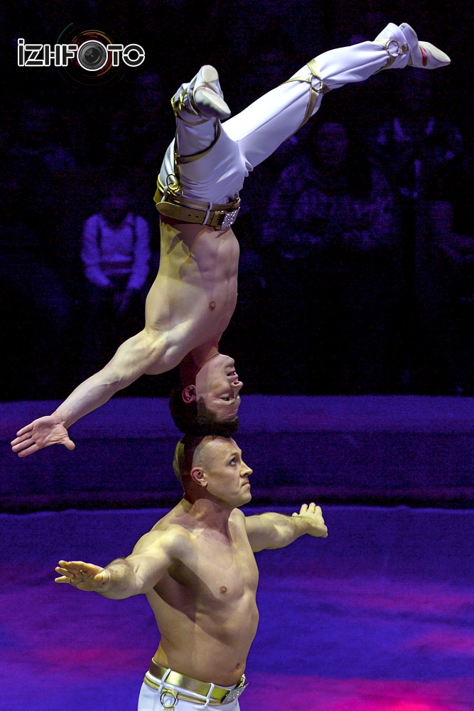 DuoKvas acrobatics Ukraine