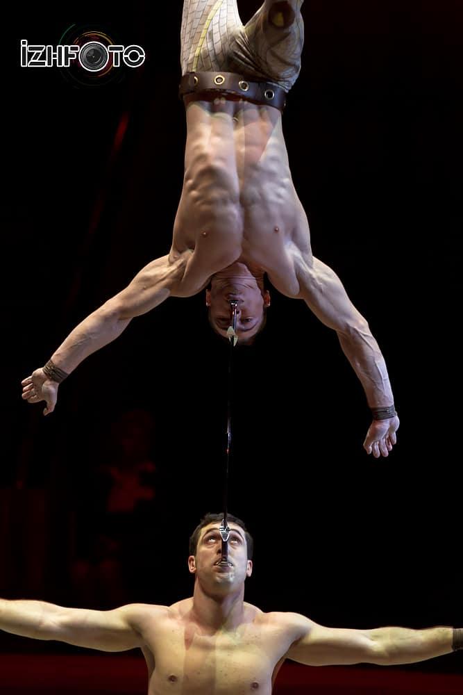 Цирковой дуэт «Владимир»