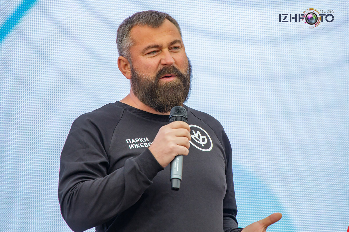 Фото с праздников в Ижевске