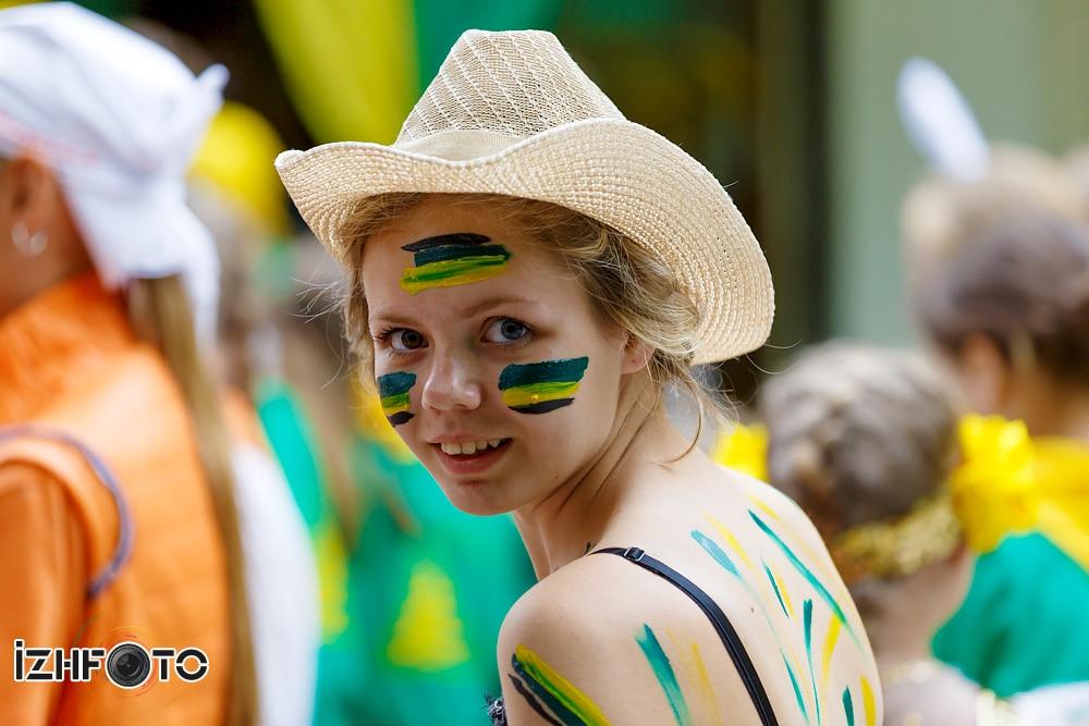 Фестиваль загородных лагерей Ижевск Фото