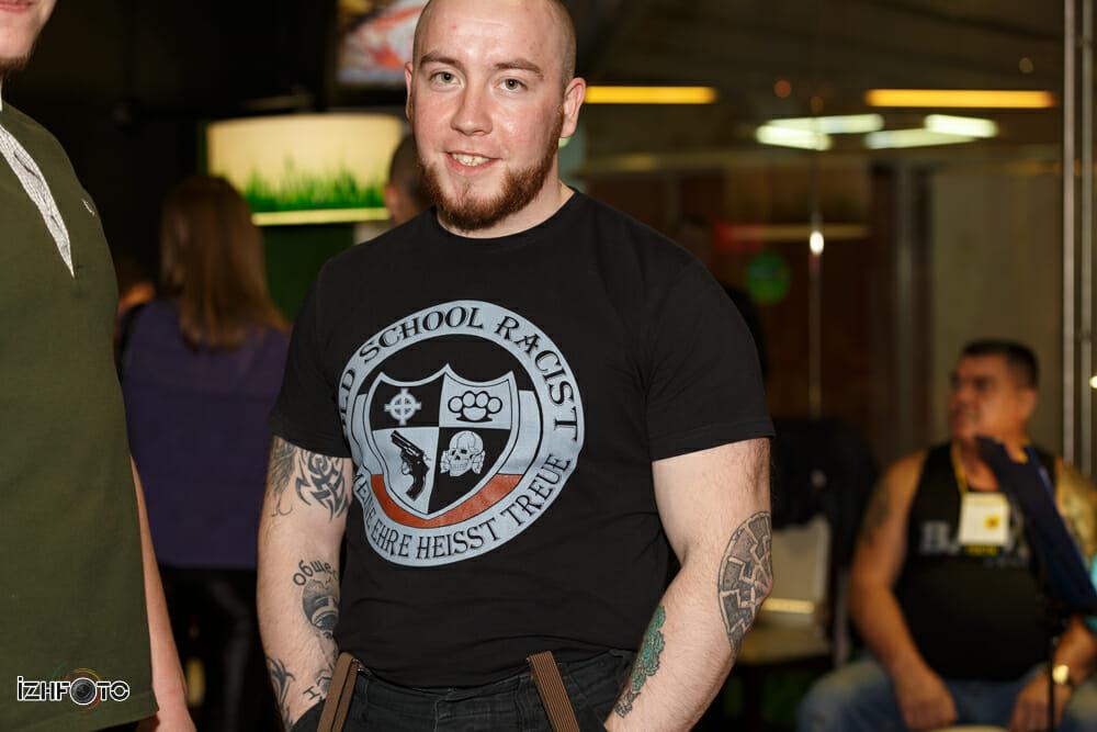 Фестиваль татуировок в Ижевске