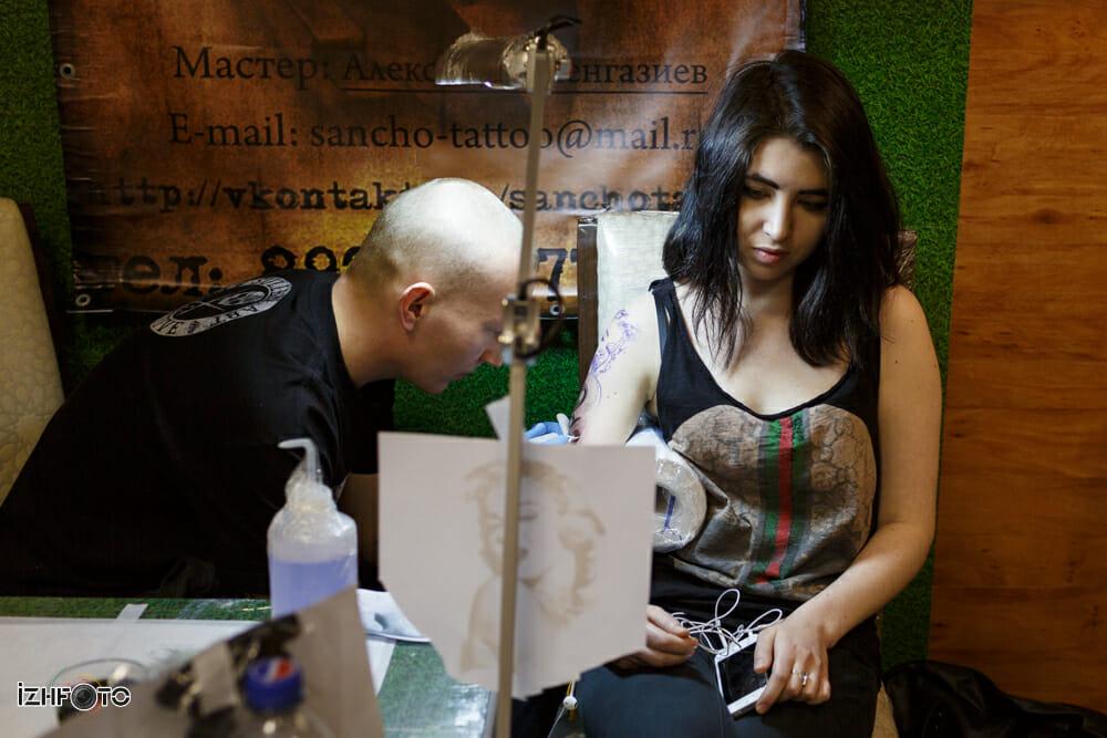 Татуировки Ижевск