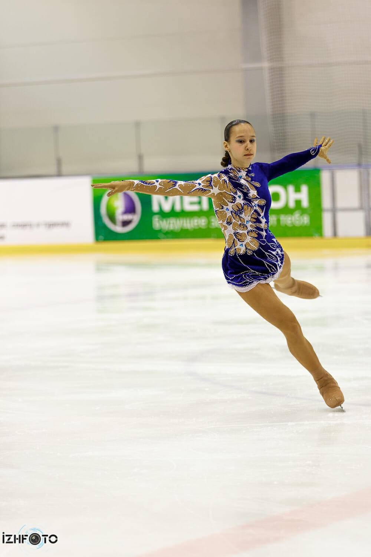 Фото с соревнований по фигурному катанию