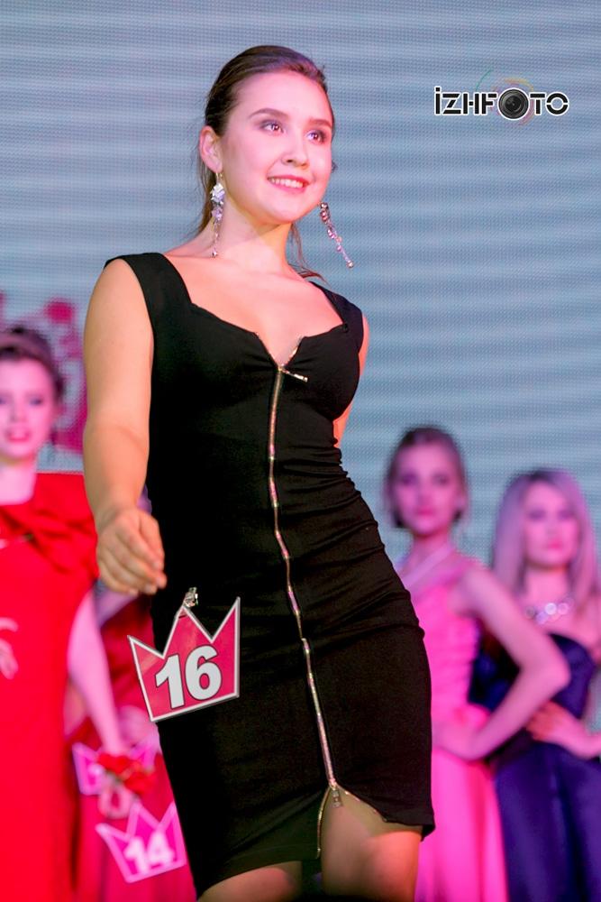 Дефиле Мисс старшеклассница Фото