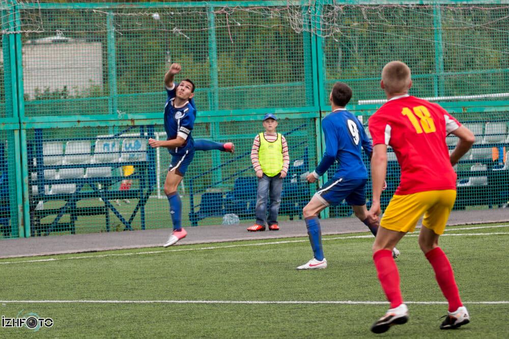 Футбольные команды Ижевск