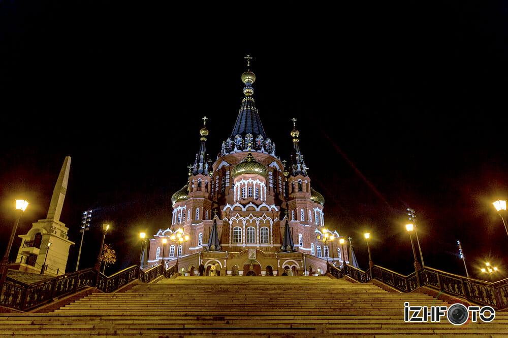 Свято-Михайловский собор Ижевск Фото