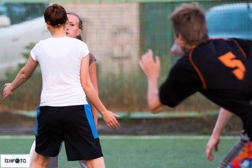 Занятия спортом в Ижевске