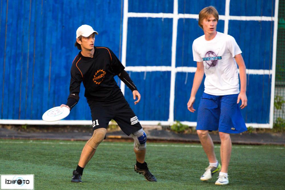 Алтимат фрисби (Ultimate Frisbee) в Ижевске