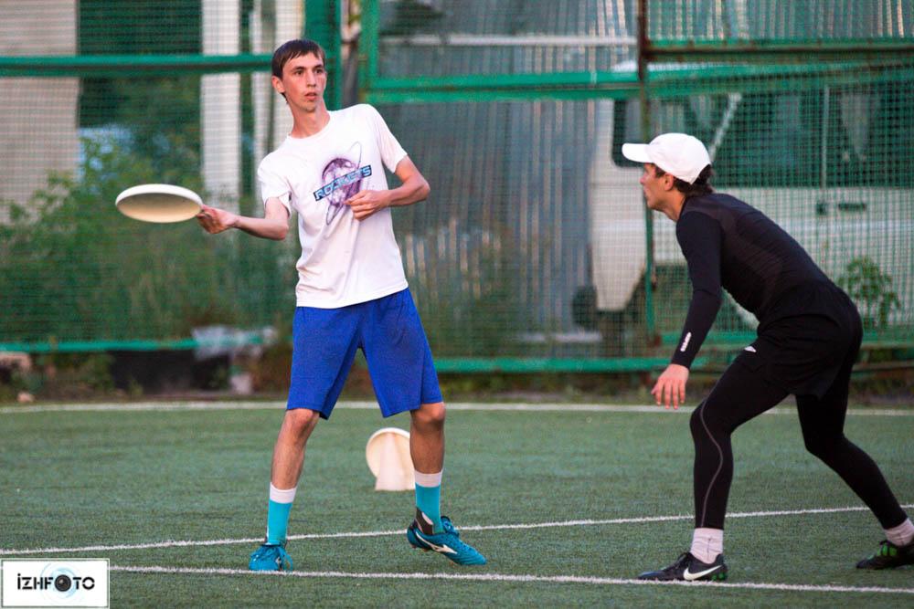 Ultimate frisbee Ижевск