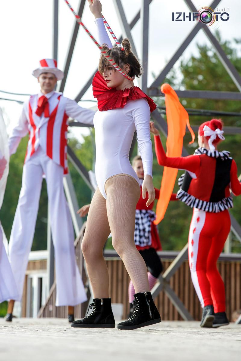Огненно-танцевальная студия FullHOUSE Ижевск