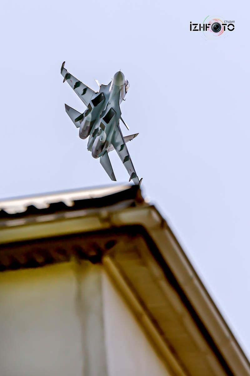 Полеты Русских витязей на Су-30СМ