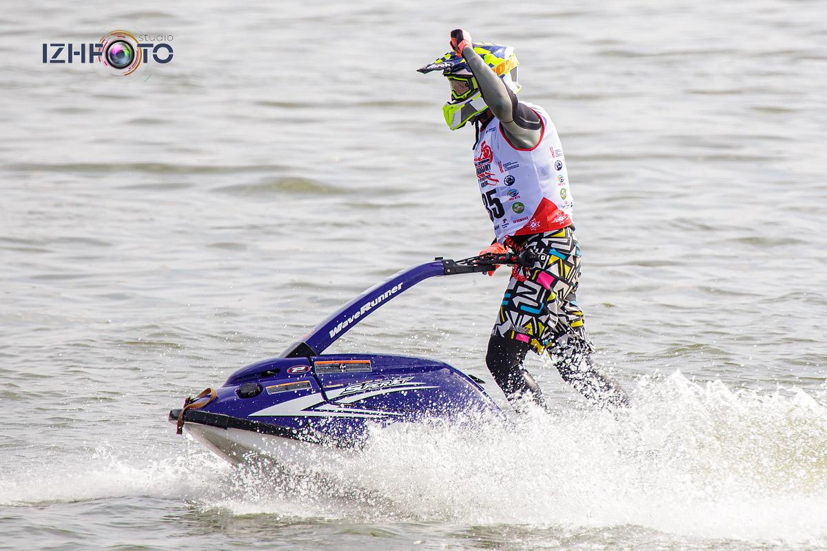 Соревнования по аквабайку Ижевск Фото
