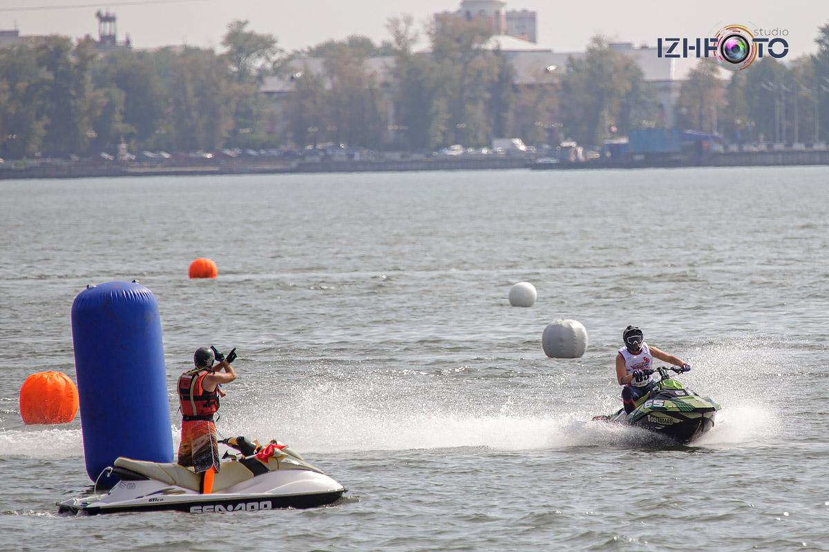 Соревнования по аквабайку Ижевск 2020 Фото
