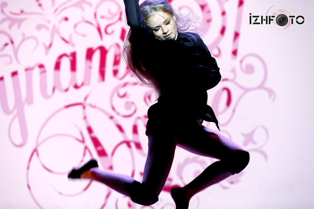 Dynamic Dance Ижевск Girls Фото