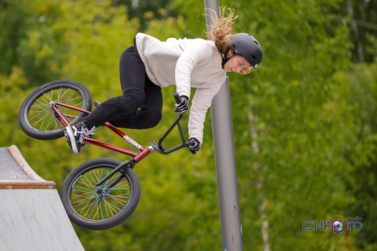 Велоспорт в Ижевске Фото