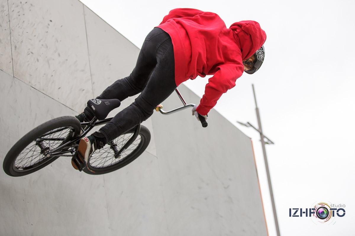 Фото с соревнований по велоспорту