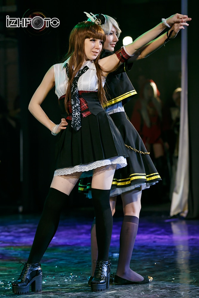 Игра Idolmaster - Idolmaster girls