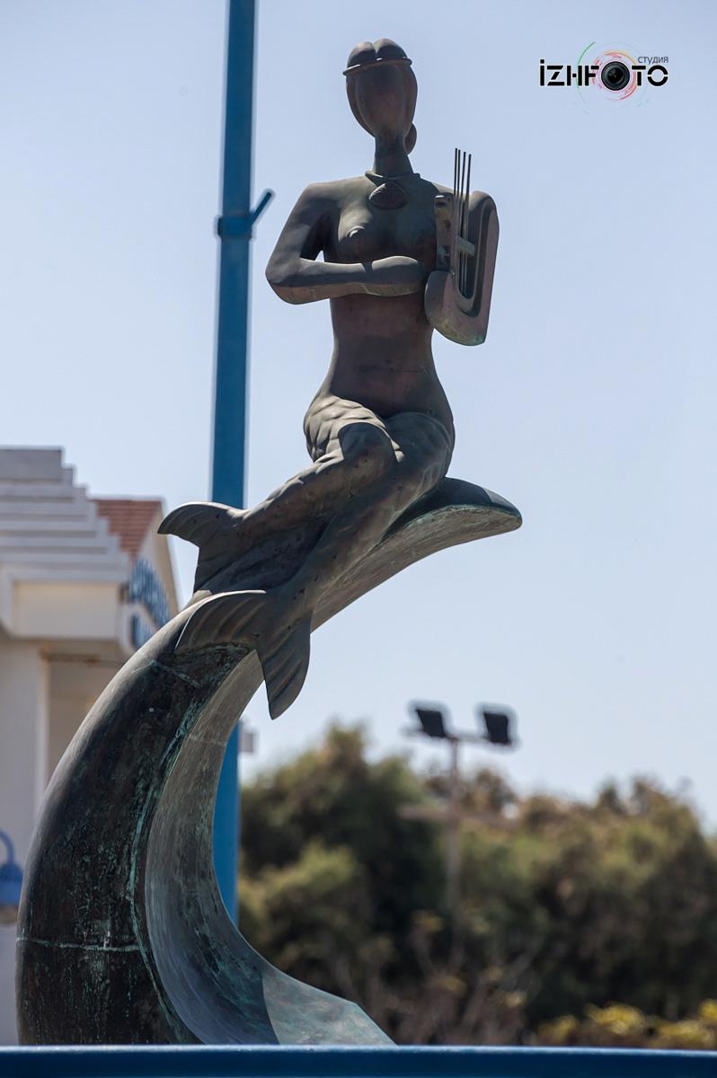 Ayia Napa Harbour Cyprus Photo