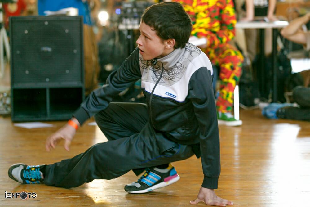 Фестиваль по уличным танцам Izhevsk In Da House