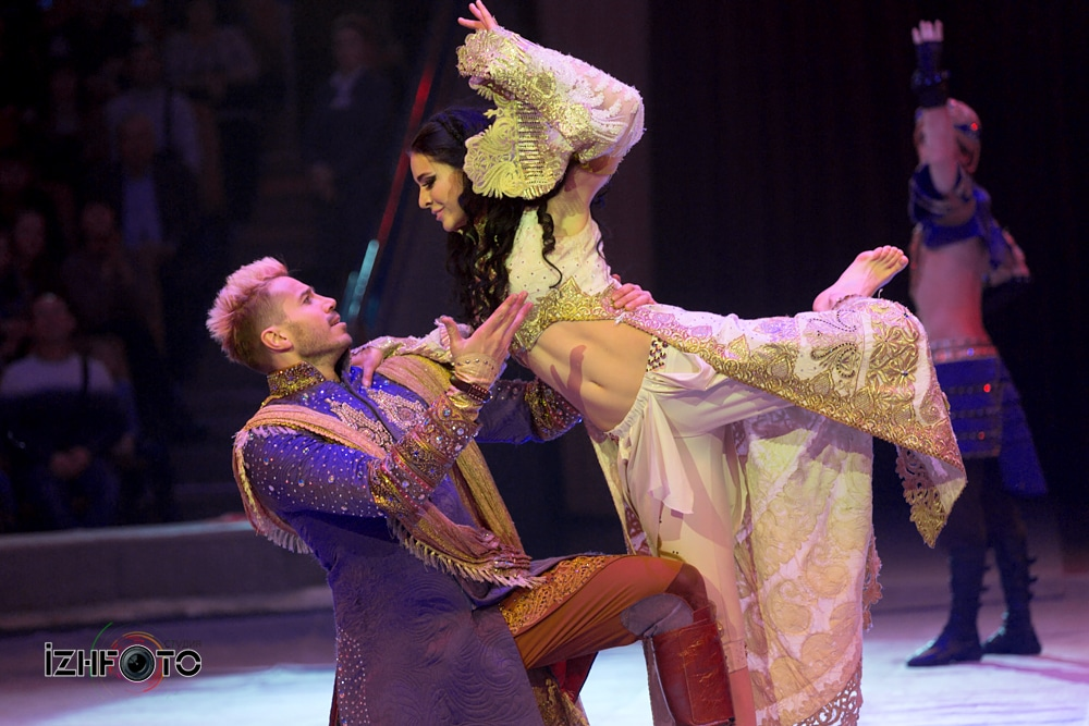 Цирковые представления фото