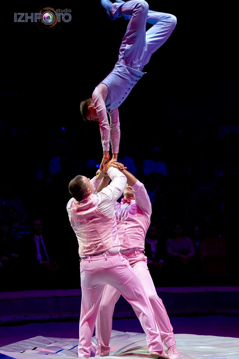 Фестиваль циркового искусства Ижевск 2020