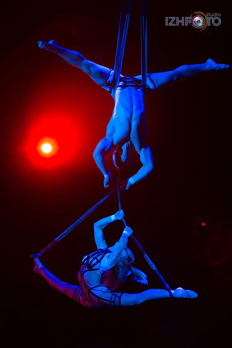Фестиваль циркового искусства в Ижевске Фото