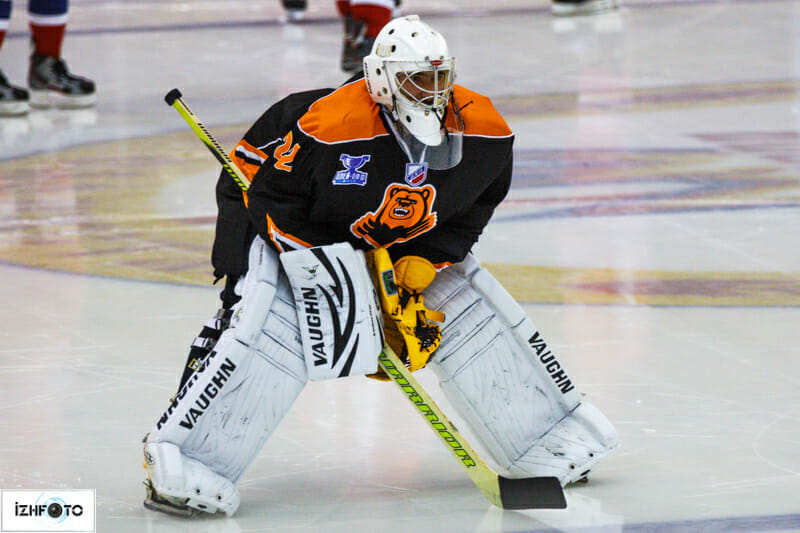 Хоккей в Ижевске