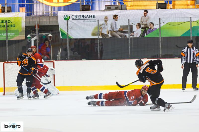 Финал турнира памяти Тарасова, Ижевск